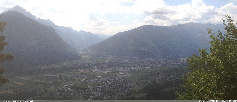 Webcam Lienz und Wandergebiet Hochstein - Livebild und Wetter